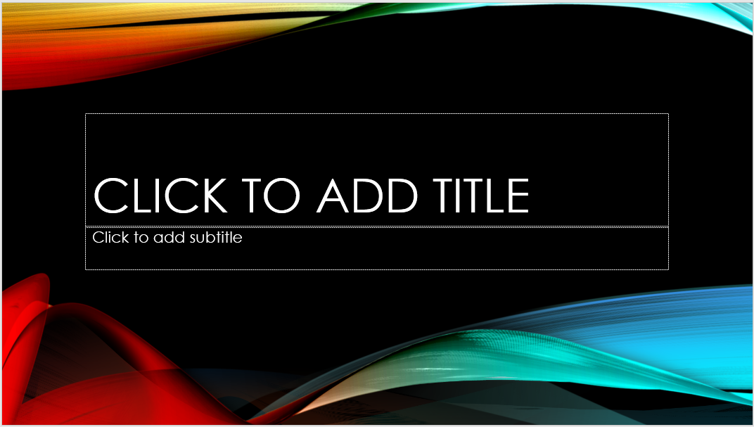 PowerPoint 2011 How do you change template language